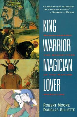 King, Warrior, Magician, Lover Cover