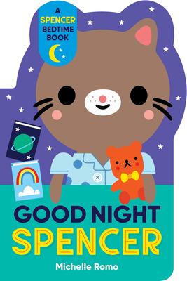 Cover for Good Night, Spencer (Spencer the Cat)
