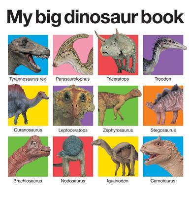 My Big Dinosaur Book (My Big Board Books) Cover Image