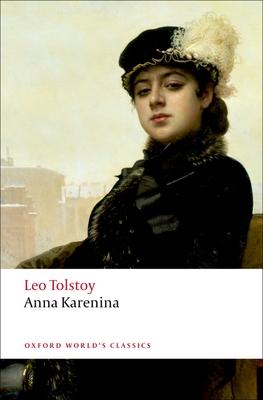 Anna Karenina (Oxford World's Classics) Cover Image