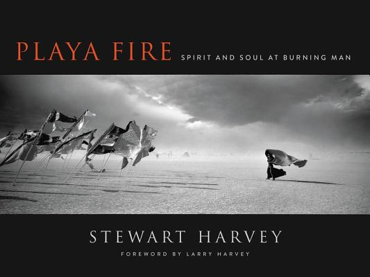 Playa Fire: Spirit and Soul at Burning Man Cover Image