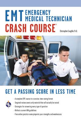EMT Crash Course Book + Online Cover Image