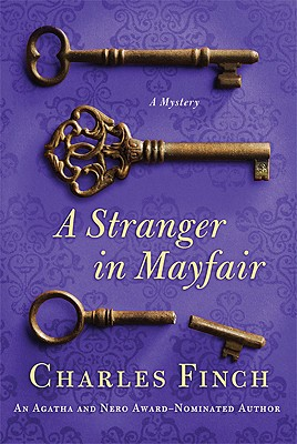 A Stranger in Mayfair Cover Image