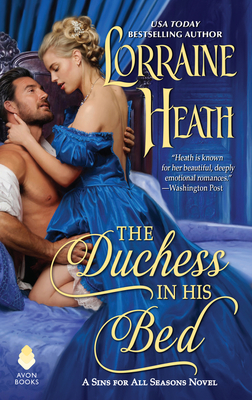 The Duchess in His Bed: A Sins for All Seasons Novel Cover Image