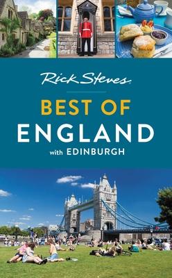 Rick Steves Best of England: With Edinburgh Cover Image