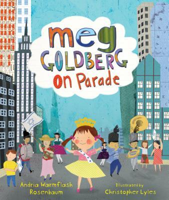 Meg Goldberg on Parade Cover