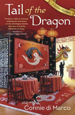 Tail of the Dragon (Zodiac Mystery #3) Cover Image