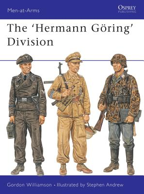 The Hermann Goring Division Cover