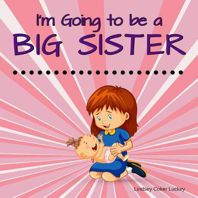 I'm Going to be a Big Sister Cover Image