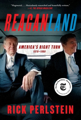 Reaganland: America's Right Turn 1976-1980 Cover Image