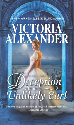 The Lady Travelers Guide to Deception with an Unlikely Earl (Lady Travelers Society #3) Cover Image