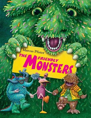 The Friendly Monsters Cover