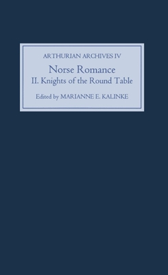 Norse Romance II: The Knights of the Round Table (Arthurian Archives #4) Cover Image