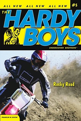 Rocky Road (Hardy Boys (All New) Undercover Brothers #5) Cover Image
