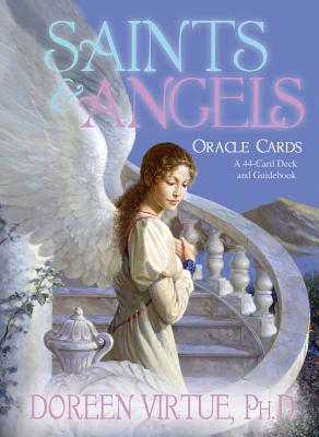 Saints & Angels Cards Cover Image