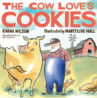 The Cow Loves Cookies Cover