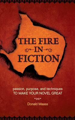 The Fire in Fiction Cover