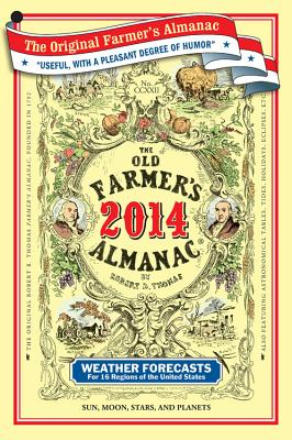 The Old Farmer's Almanac 2014 Cover