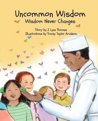 Cover for Uncommon Wisdom