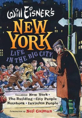 Will Eisner's New York Cover