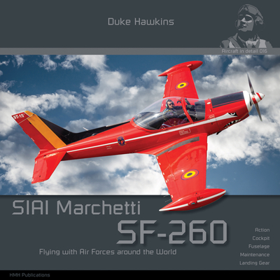 Siai-Marchetti Sf-260: Aircraft in Detail Cover Image