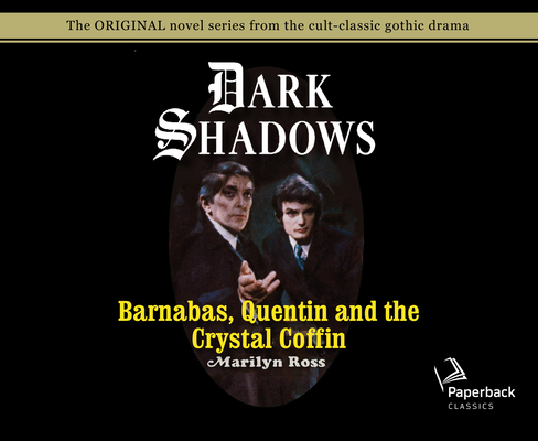Barnabas, Quentin and the Crystal Coffin (Library Edition) (Dark Shadows #19) Cover Image