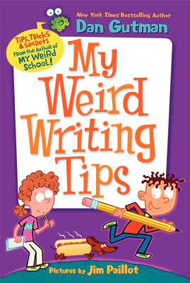 My Weird Writing Tips Cover Image