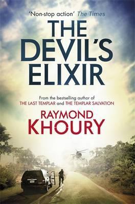 The Devil's Elixir Cover