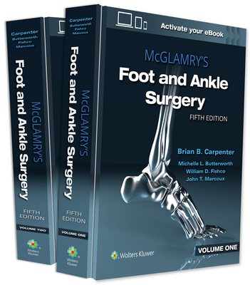 McGlamry's Comprehensive Textbook of Foot and Ankle Surgery Cover Image