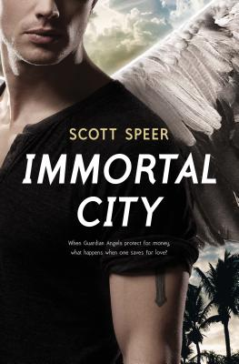 Immortal City Cover