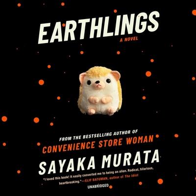 Earthlings Lib/E Cover Image