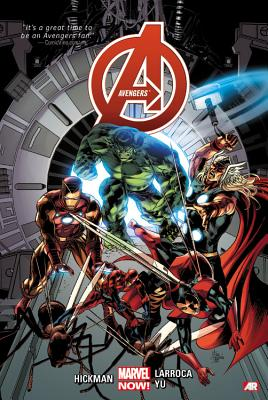Avengers by Jonathan Hickman Vol. 3 cover image