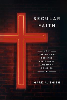 Cover for Secular Faith
