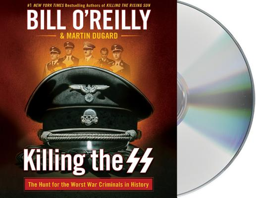 Cover for Killing the SS