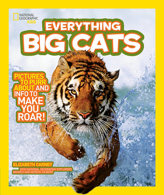 National Geographic Kids Everything Big Cats Cover