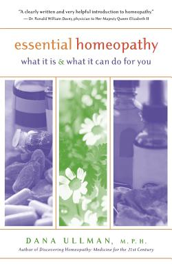 Cover for Essential Homeopathy