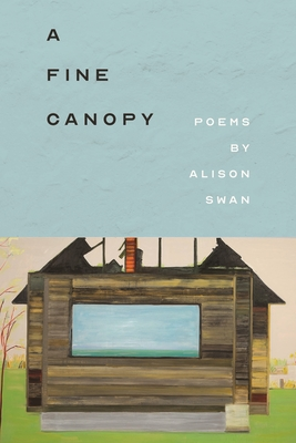 Cover for A Fine Canopy (Made in Michigan Writers)