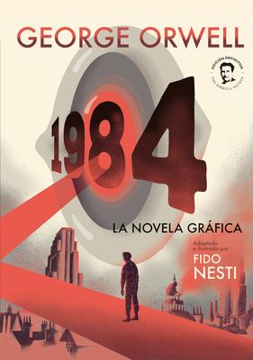 1984 (novela gráfica) / 1984 (Graphic Novel) Cover Image