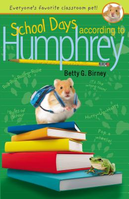 School Days According to Humphrey Cover Image