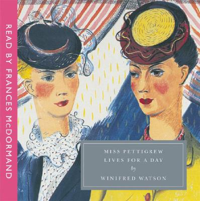 Miss Pettigrew Lives for a Day Audiobook Cover