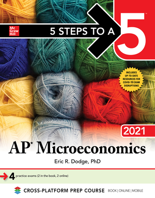 5 Steps to a 5: AP Microeconomics 2021 Cover Image