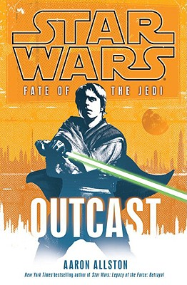 Star Wars: Fate of the Jedi: Outcast Cover Image