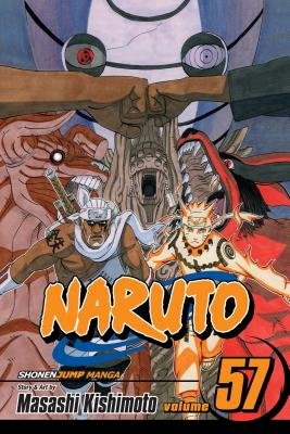 Naruto, Vol. 57 cover image