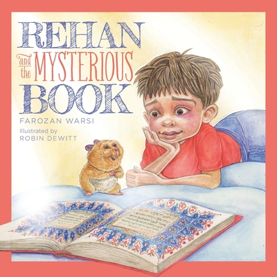 Rehan and the Mysterious Book Cover Image
