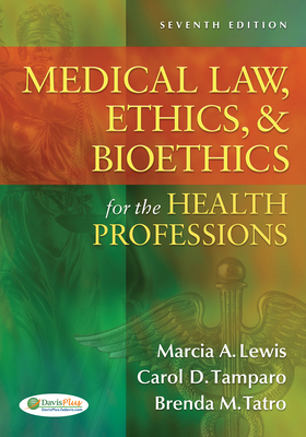 Medical Law, Ethics, & Bioethics for the Health Professions Cover Image