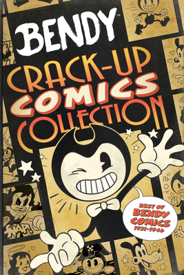 Crack-Up Comics Collection (Bendy) Cover Image