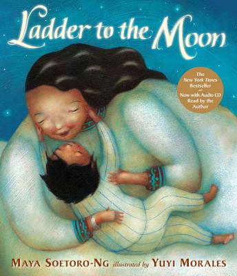 Ladder to the Moon [With CD (Audio)] Cover