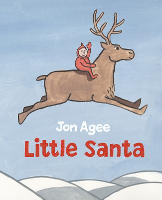 Little Santa Cover