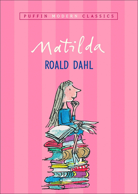 Matilda (Puffin Modern Classics) Cover Image