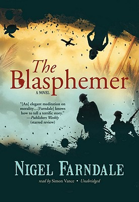 The Blasphemer Cover